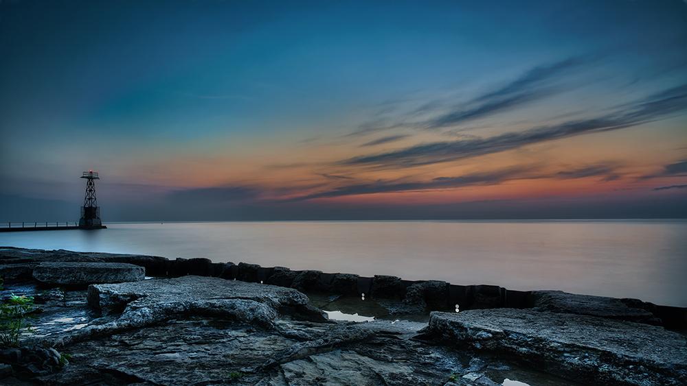 Calm Sunrise