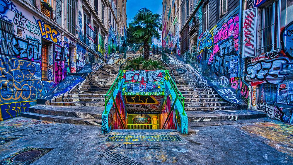 Cours Julien - Marseille