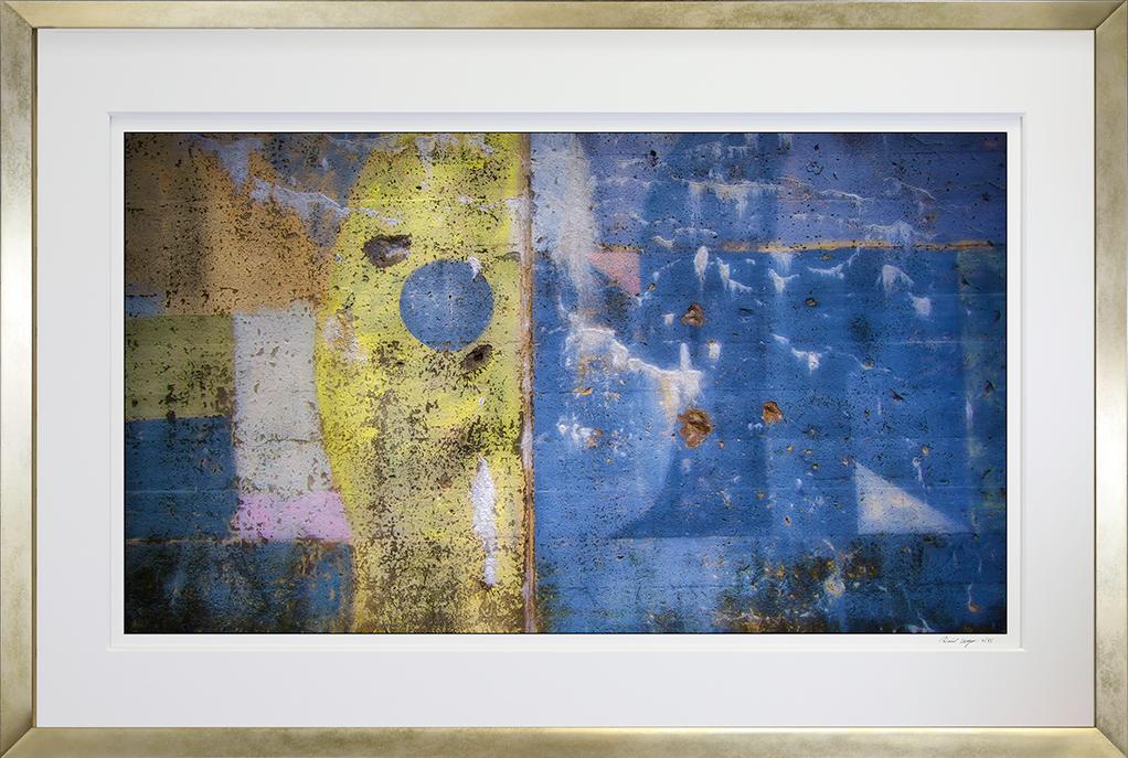 Framed Cubist Wall