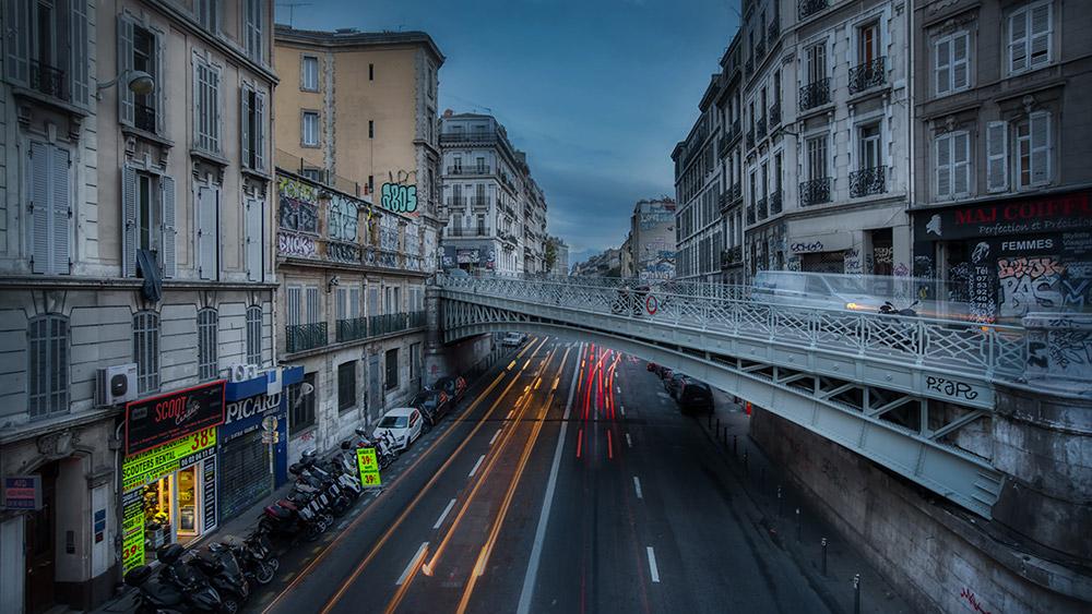 La Circulation - Marseille