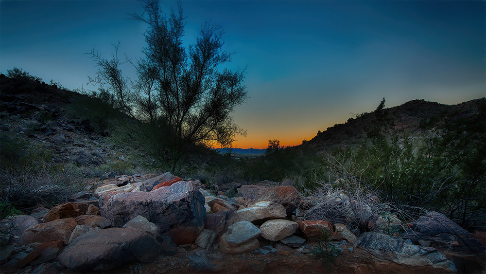Sunrise Phoenix Mountain Preserve