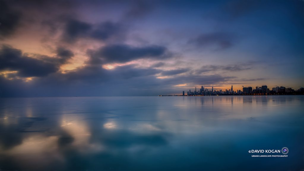 Chicago from Montrose