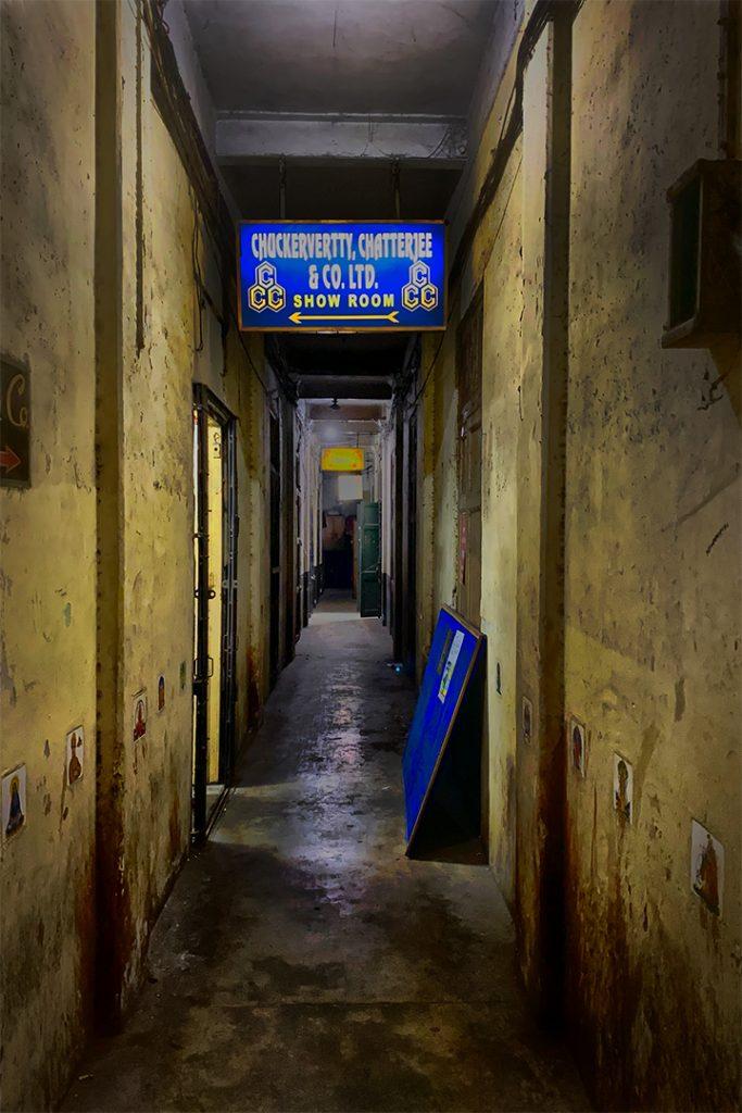 Hallway - India Coffee House