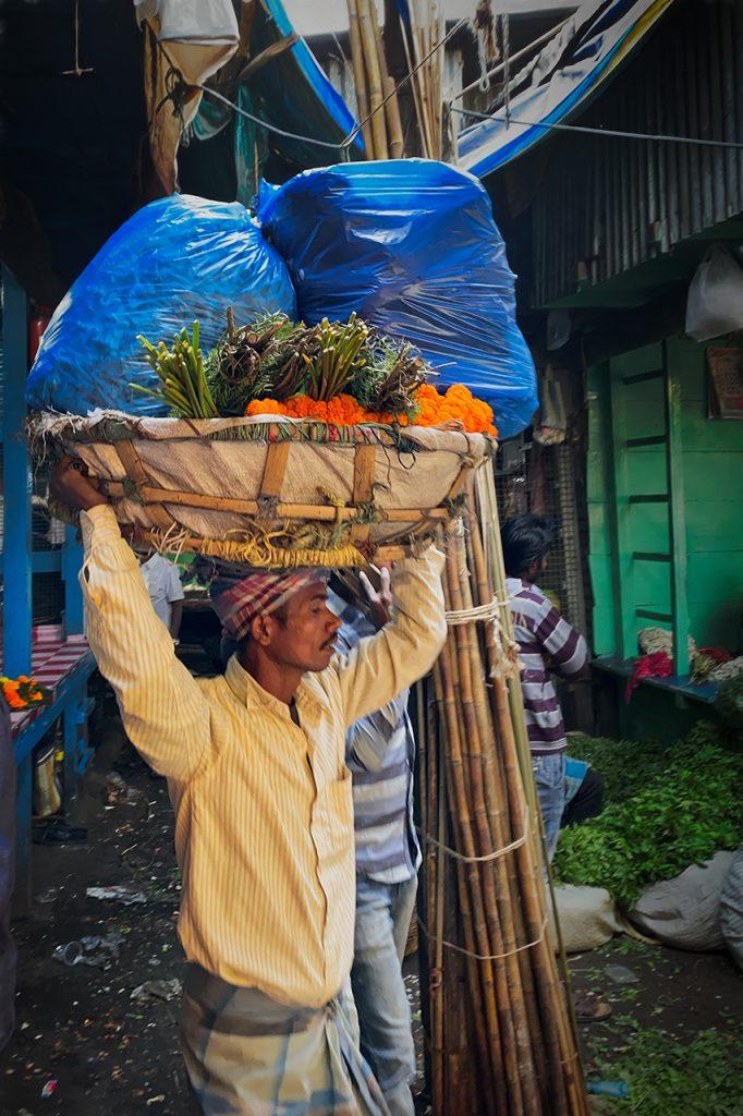 Flower Market Kolkata #3