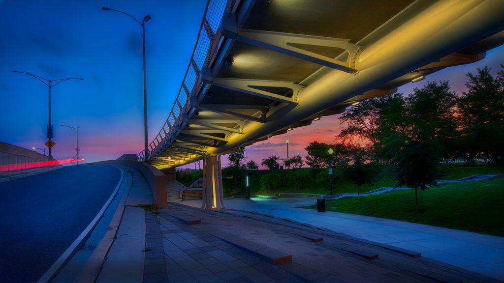 Outer Drive Entrance Flyover