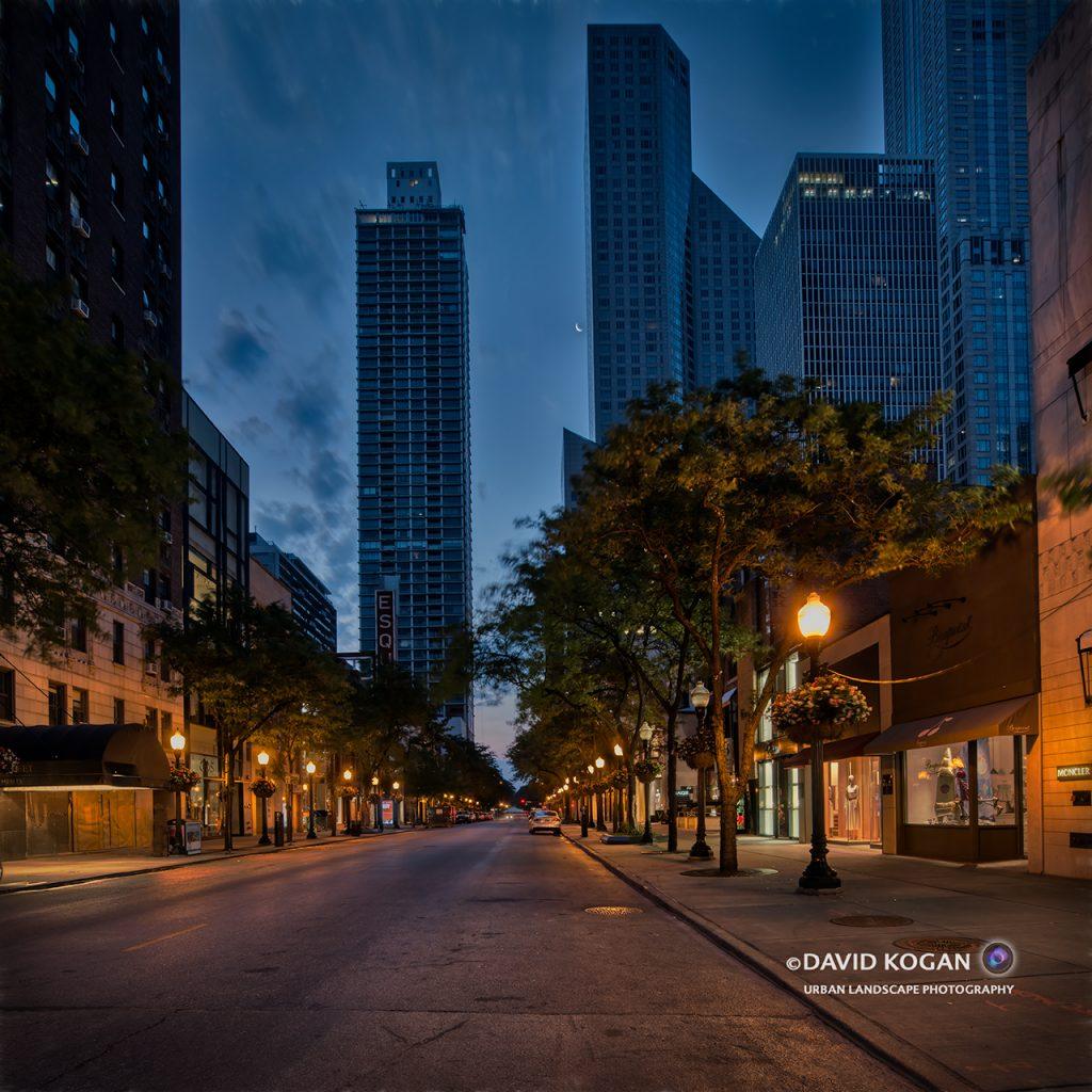 Chicago is Empty 2