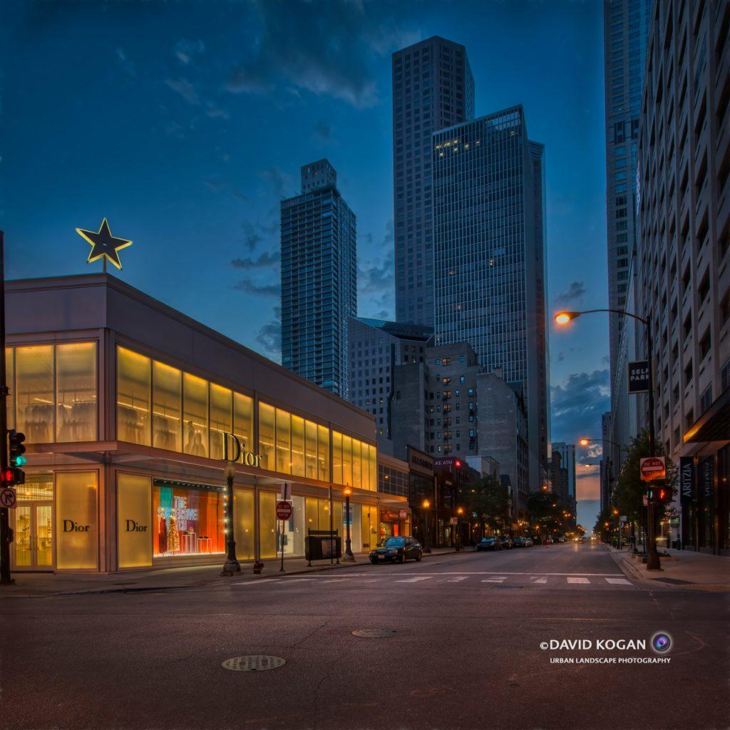 Chicago is Empty