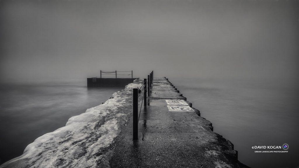 Hartigan North Shore - Fog