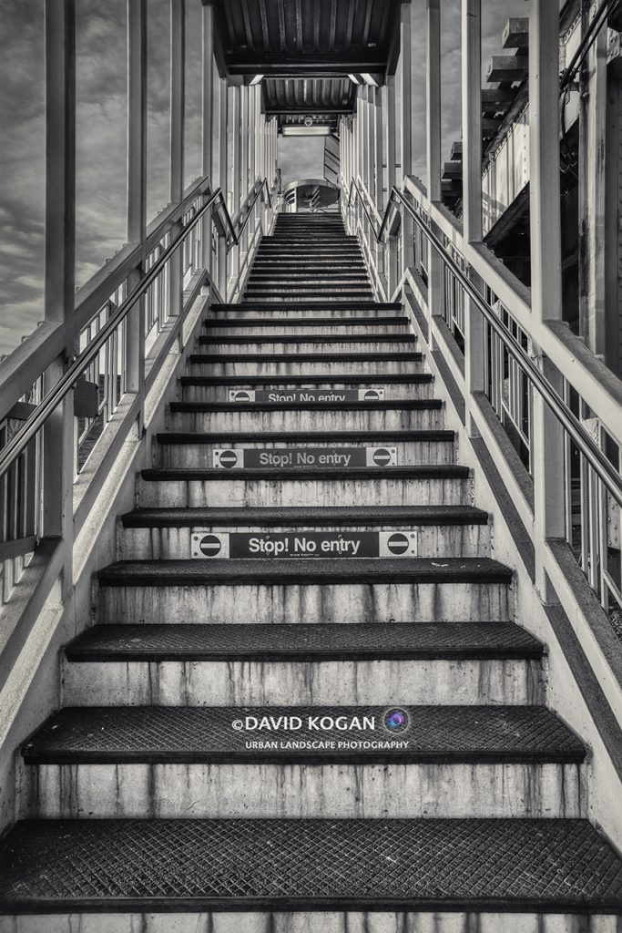Stairway to Addison